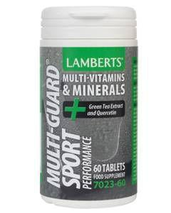 Lamberts Multi-Guard Sport Tablets Pack of 60