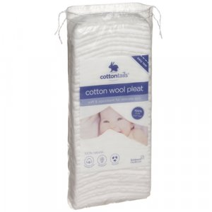 Cottontails Cotton Wool Pleat 200g