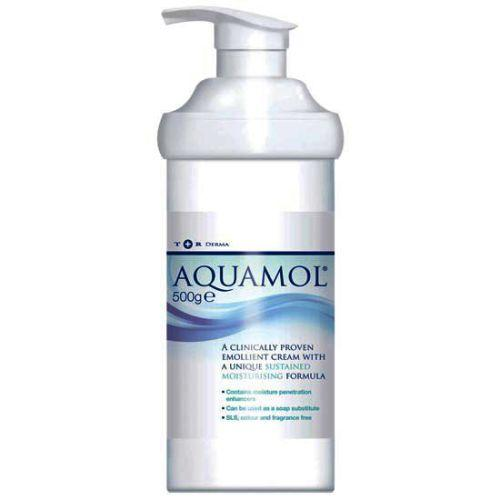 Aquamol Emollient Cream 500g