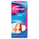 Calcough Childrens Soothing Syrup 0.75mg 125ml