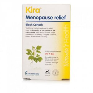 Kira Menopause Relief Tablets Pack of 30