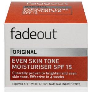 Fade Out Original Even Skin Tone Moisturiser 50ml
