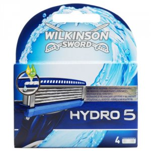 Wilkinson Sword Hydro 5 Blades Pack of 4