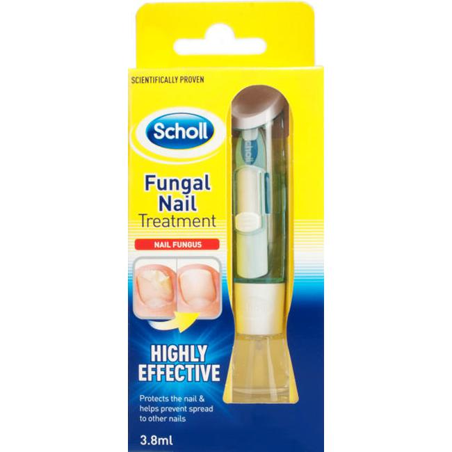 Scholl Fungal Nail Treatment 3.8ml