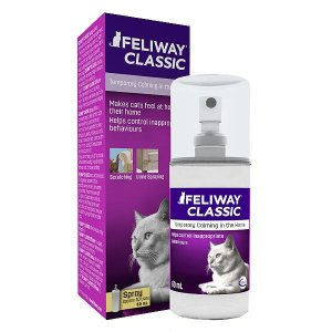 Feliway cat behavioral aid spray 60ml