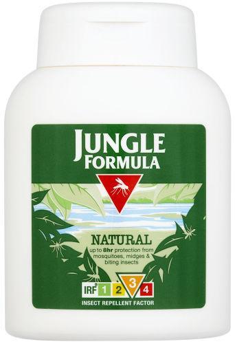Jungle Formula Natural Lotion 125ml