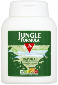 Jungle Formula Natural Lotion 125ml