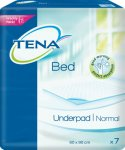 TENA Bed Pad 60cm x 90cm Normal Pack of 7