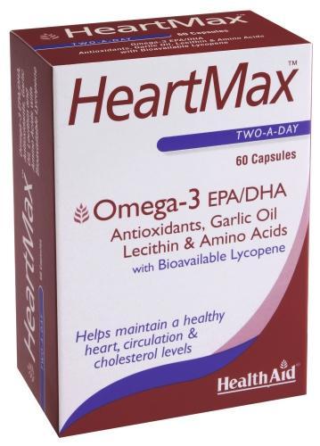 HealthAid Heartmax Capsules Pack Of 60