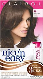 Clairol Nice n Easy Colour Blend Foam Medium Ash Brown 5A