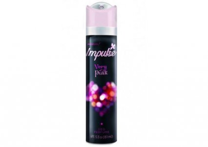 Impulse Very Pink Body Spray 75ml