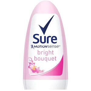 Sure Women Bright Roll-On Deodorant 50ml