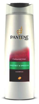 Pantene Shampoo Colour Protect & Smooth 250ml