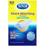 Scholl Shock Absorbing Insoles