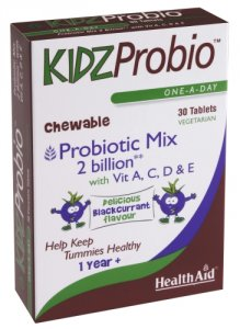 HealthAid KidzProbio Chewable Capsules Pack of 30