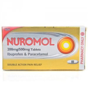 Nuromol Double Action Tablets  Pack of 24