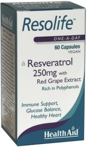 HealthAid Resolife Capsules Pack Of 60