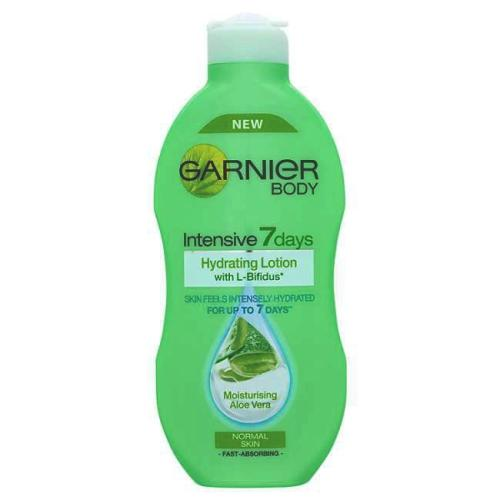 Garnier Body 7 Day Intensives Aloe Milk 250ml