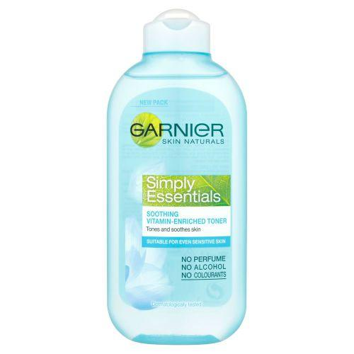 Garnier Skin Naturals Simply Essential Soothing Toner 200ml