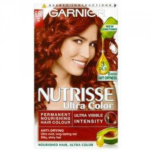 Garnier Nutrisse Ultra Color Fiery Red 6.60