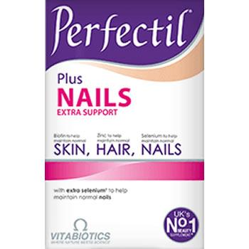 Perfectil Plus Nails Tablets Pack of 60