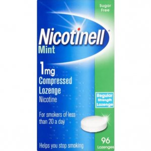 Nicotinell 1mg Lozenge Mint Pack of 96 x 3