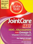 Seven Seas Jointcare Max Pack of 30 + 30