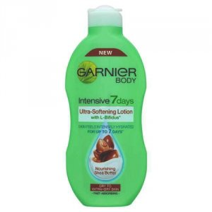 Garnier Body 7 Day Intensives Shea Milk 250ml