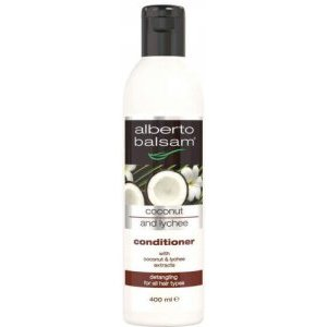Alberto Balsam Coconut and Lychee Conditioner 400ml