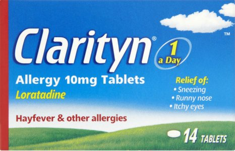 Clarityn Allergy Tablets Pack of 14