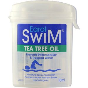 Earol Swim Tea Tree Oil Spray 10ml