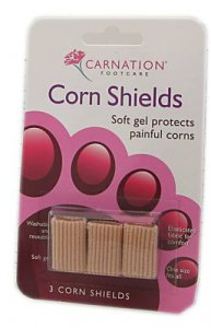 Carnation Corn Shields Pack of 3