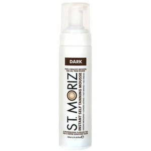 St Moriz Instant Self-tanning Mousse, Dark 200ml