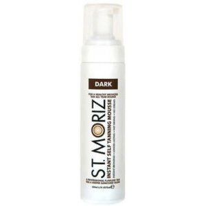 St Moriz Instant Self-tanning Mousse, Dark 200ml