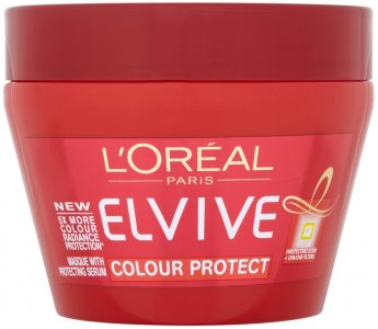 L'Oreal Elvive Colour Protect Masque with Serum 300ml