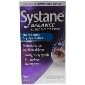Systane Balance Lubricating Eye Drops 10ml