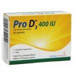 Pro D3 400iu Capsules Pack of 30