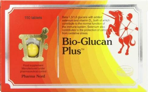Pharma Nord Bio Glucan Plus Tablets Pack of 150