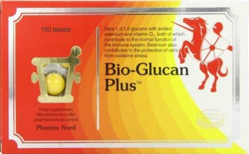 Pharma Nord Bio Glucan Plus Tablets Pack of 150