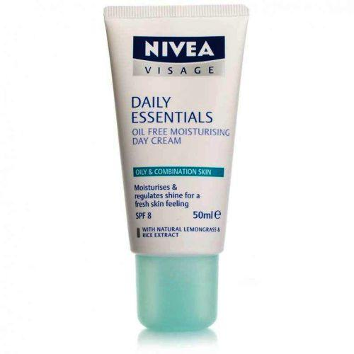 Nivea Visage Oil Free Moisturising Day Cream 50ml