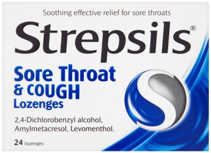 Stepsils Lozenges