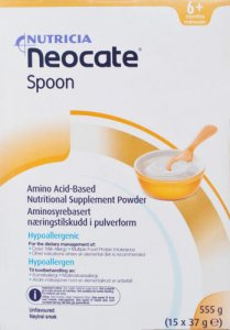 Neocate Spoon Sachets Pack of 15 x 37g