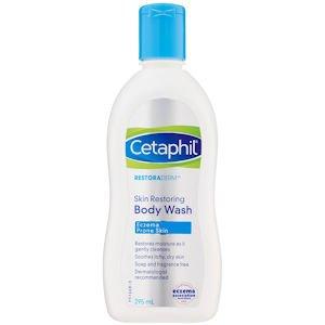 Cetaphil Restoraderm Skin Body Wash 295ml