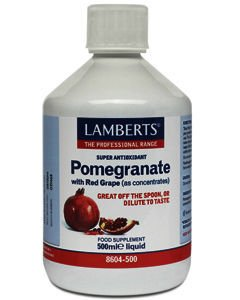 Lamberts Pomegranate Fruit Concentrate 500ml