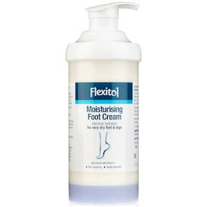 Flexitol Foot Cream Moisturising 500g