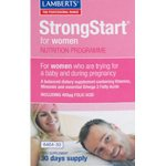 Lamberts StrongStart for Women Pack of 60 (30 Day Supply)