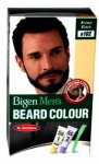 Bigen Men's Beard Colour Cream Brown Black B102