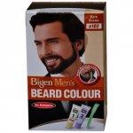 Bigen Men's Beard Colour Cream Dark Brown B103