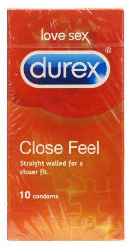 Durex Close Feel Condoms Pack Of 10