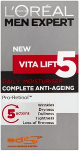 L'Oreal Men Expert Vita Lift 5 Moisturiser 50ml